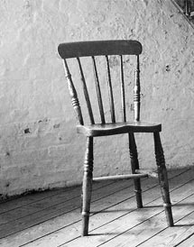 lone_old_chair