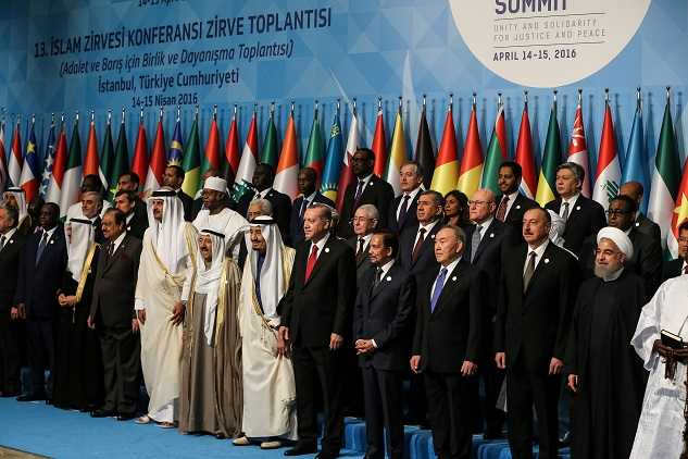 13th Organization of Islamic Cooperation Summit in Istanbul